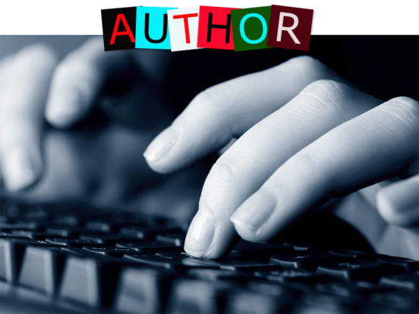 author-with-fingers-typing