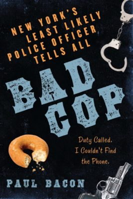 Bad Cop Cover from Bloomsbury site